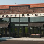 Zaffiro's front view in Mequon at North Shore Marcus Theatre